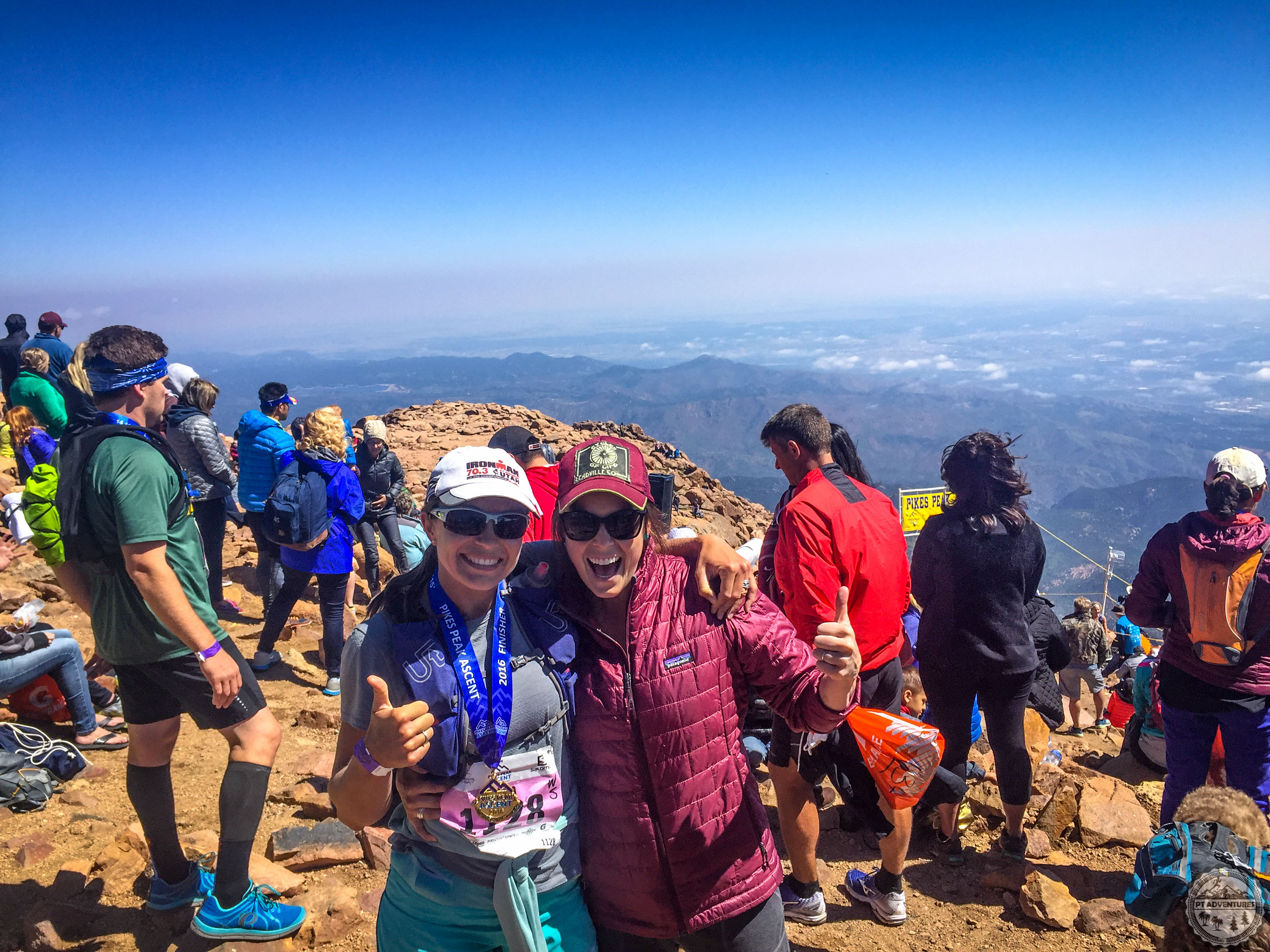 Pikes Peak summit 2016